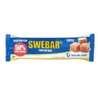 Swebar Less Sugar, 50 g, Choco/Orange, Dalblads