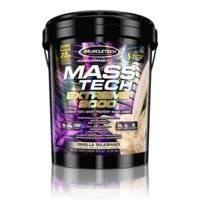 Mass-Tech Extreme 2000, 9,98 kg, Vanilla Milkshake