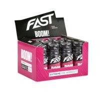 12 x BOOM!, 60 ml, FAST Sports Nutrition
