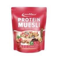 Protein Muesli, 2000 g, Strawberry, IronMaxx