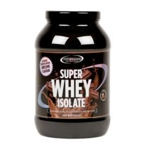 Super Whey Isolate, 1300 g, Ice Coffee, SUPERMASS NUTRITION