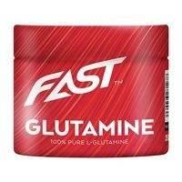 Glutamine, 250 g, FAST Sports Nutrition