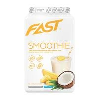 Protein Smoothie Mix, 500 g, Blueberry-Raspberry, FAST Sports Nutrition
