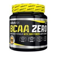 BCAA Flash Zero, 360 g, Peach Ice Tea, Biotech USA