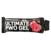 Ultimate PWO Gel, 50 g, Raspberry, Star Nutrition