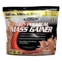 100% Premium Mass Gainer, 5,5 kg