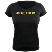 Fitnesstukku T-paita, Naisten, FITNESSTUKKU