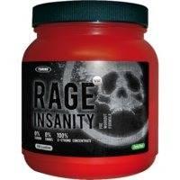 Rage Insanity V2, 306 g, Fairing