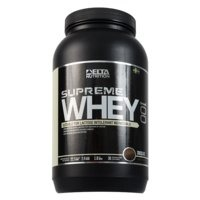 Supreme Whey 100, 900 g, Chocolate, Delta Nutrition