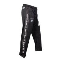 Functional Mesh Pants, blk/whi, Gorilla Wear