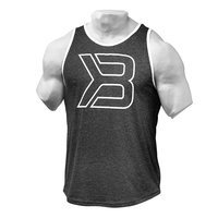 Jersey Tank, antracite melange, Better Bodies Men