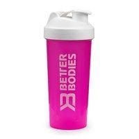 Fitness Shaker 600 ml, hot pink, Better Bodies Women