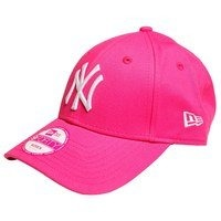 Fashion Ess 940, New York Yankees, Pink/White, One Size, New Era
