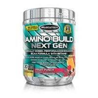 Amino Build Next Gen, 30 servings, MuscleTech
