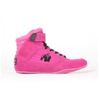 GW High Tops, Pink, Gorilla Wear