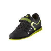 Powerlift.2, dark grey/solar yellow/core black, Adidas Shoes
