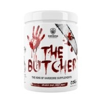 The Butcher, 525 g, Black Razz