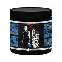 All Day You May, 450g, Blue Raspberry, Rich Piana 5% Nutrition
