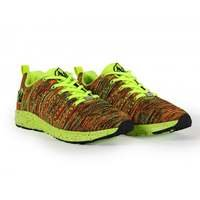 Brooklyn Knitted Sneakers, Neon