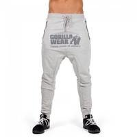 Alabama Drop Crotch, Grey, Gorilla Wear