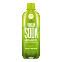 Protein Soda, 375 ml, Lemon Lime, Star Nutrition