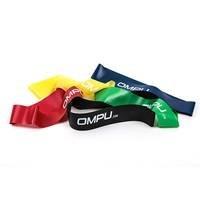 Ompu Miniband - 1,0mm Red, OMPU Gear
