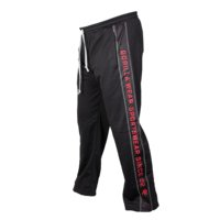 Functional Mesh Pants, black/red, L/XL, Gorilla Wear