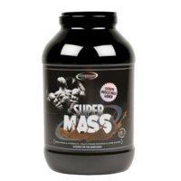 SUPER MASS, 4000 g, Strawberry Vanillla Milkshake