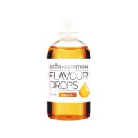 Flavour Drops, 50 ml, Vanilla, Star Nutrition