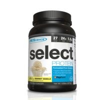 Select Protein, 55 servings, Gourmet Vanilla, Physique Enhancing Science