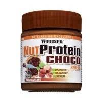 NUT Protein Choco Spread CRUNCHY, 250 g, Choco-Hazelnut