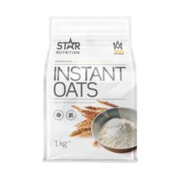 Instant oats, 1 kg, Star Nutrition