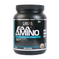 EAA+ Amino, 400 g, Peach, Delta Nutrition