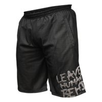 Mutant 'Leave Humanity Behind' Shorts, Grey, L