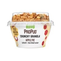 ProPud, 165 g, Vanilla with Crunchy Granola Apple Pie