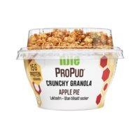 ProPud, 165 g, Chocolate Banana with Crunchy Granola, NJIE