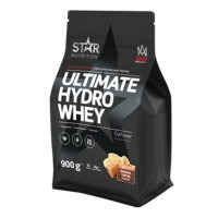 Ultimate Hydro Whey, 900 g, Double Rich Chocolate, Star Nutrition
