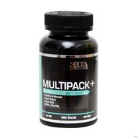 Multipack+, 120 caps, Delta Nutrition