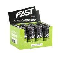 12 x Amino+Energy Shot, 60 ml, FAST Sports Nutrition
