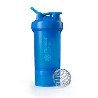 Blender Bottle ProStak, Full Color Cyan, 650ml