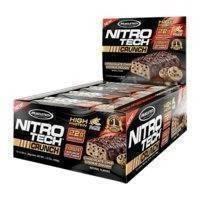 12 x Nitro Tech Crunch Bar, 65g, MuscleTech