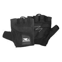 Bad Boy Premium Lifting Gloves, Black, Bad Boy Gear