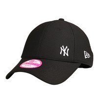 9FORTY Womens Diamond Era, New York Yankees, Black/White, One size, New Era