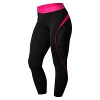 Fitness Curve Tights, Black/Pink, M, Better Bodies Women