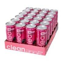 24 x Clean Drink, 330 ml