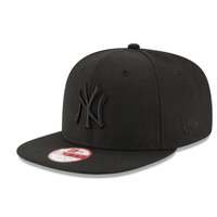 MLB 9FIFTY, New York Yankees, Black on black, New Era