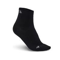 Cool Mid 2-Pack Sock, Black, Craft Men