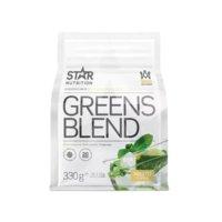 Greens blend, 330g, Star Nutrition