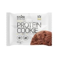 Protein Cookie, 60g, Double Chocolate Chip, Star Nutrition