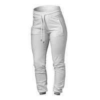 Madison Sweat pants, white